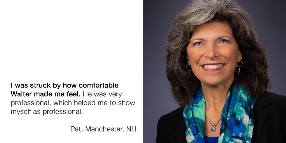 Executive Business Headshots Portraits - Amherst, Nashua